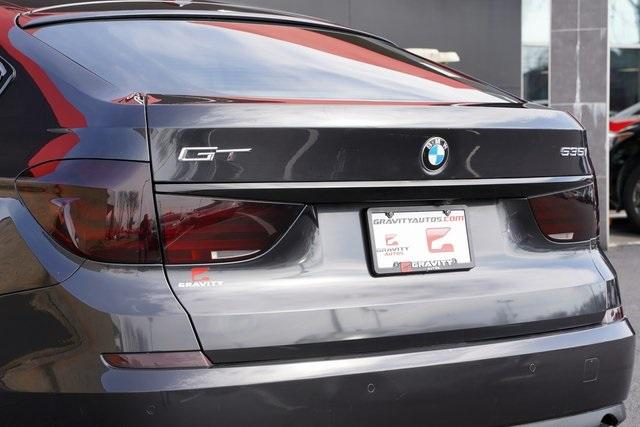 Used 2012 BMW 5 Series 535i Gran Turismo for sale Sold at Gravity Autos Roswell in Roswell GA 30076 13