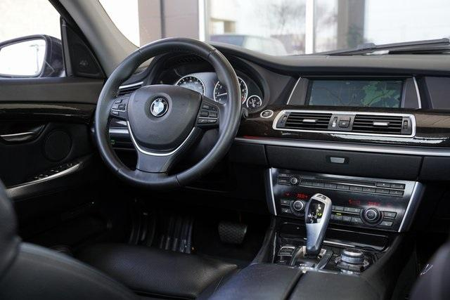 Used 2012 BMW 5 Series 535i Gran Turismo for sale Sold at Gravity Autos Roswell in Roswell GA 30076 14