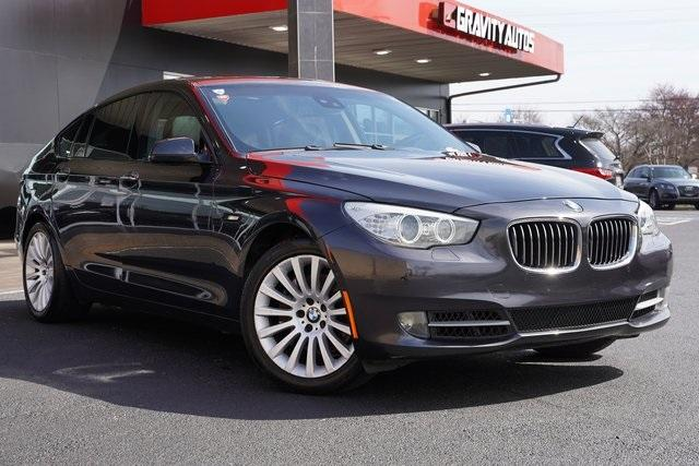Used 2012 BMW 5 Series 535i Gran Turismo for sale Sold at Gravity Autos Roswell in Roswell GA 30076 2