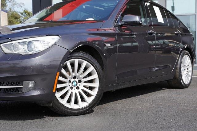 Used 2012 BMW 5 Series 535i Gran Turismo for sale Sold at Gravity Autos Roswell in Roswell GA 30076 3