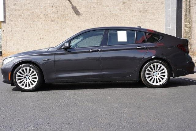 Used 2012 BMW 5 Series 535i Gran Turismo for sale Sold at Gravity Autos Roswell in Roswell GA 30076 4