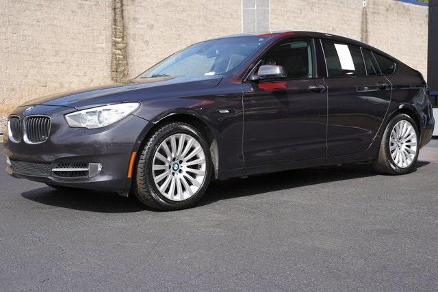 Used 2012 BMW 5 Series 535i Gran Turismo for sale Sold at Gravity Autos Roswell in Roswell GA 30076 5