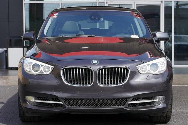 Used 2012 BMW 5 Series 535i Gran Turismo for sale Sold at Gravity Autos Roswell in Roswell GA 30076 6
