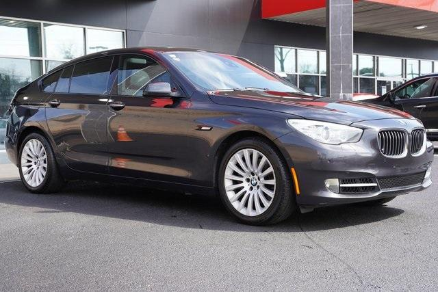Used 2012 BMW 5 Series 535i Gran Turismo for sale Sold at Gravity Autos Roswell in Roswell GA 30076 7