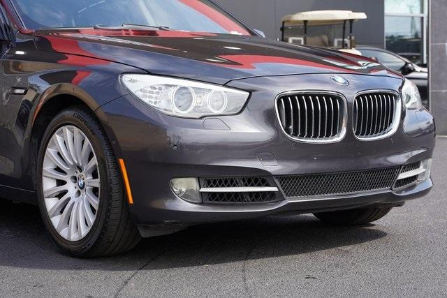 Used 2012 BMW 5 Series 535i Gran Turismo for sale Sold at Gravity Autos Roswell in Roswell GA 30076 9