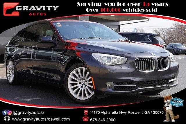 Used 2012 BMW 5 Series 535i Gran Turismo for sale Sold at Gravity Autos Roswell in Roswell GA 30076 1