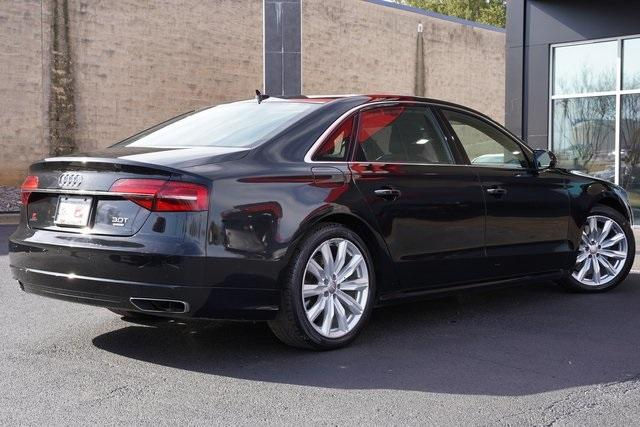 Used 2018 Audi A8 L 3.0T for sale $41,998 at Gravity Autos Roswell in Roswell GA 30076 11