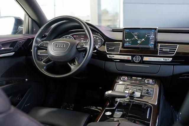 Used 2018 Audi A8 L 3.0T for sale $41,998 at Gravity Autos Roswell in Roswell GA 30076 12