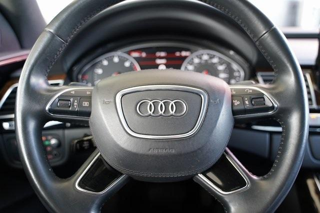 Used 2018 Audi A8 L 3.0T for sale $41,998 at Gravity Autos Roswell in Roswell GA 30076 13