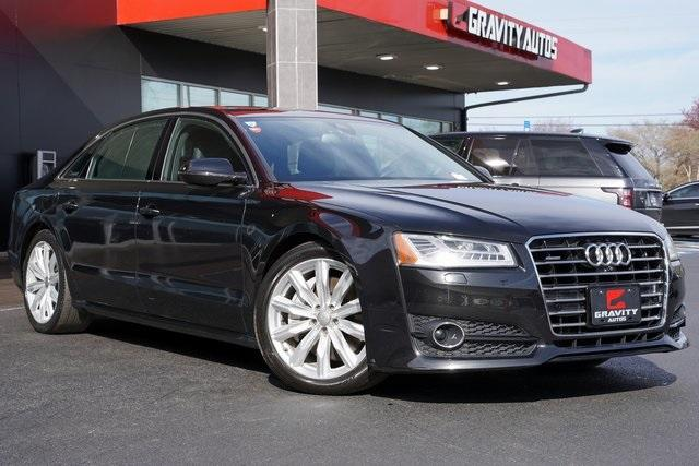 Used 2018 Audi A8 L 3.0T for sale $41,998 at Gravity Autos Roswell in Roswell GA 30076 2