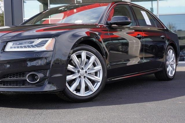 Used 2018 Audi A8 L 3.0T for sale $41,998 at Gravity Autos Roswell in Roswell GA 30076 3