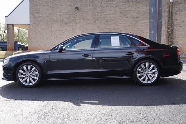Used 2018 Audi A8 L 3.0T for sale $41,998 at Gravity Autos Roswell in Roswell GA 30076 4