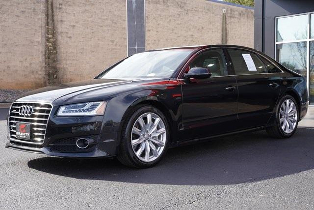 Used 2018 Audi A8 L 3.0T for sale $41,998 at Gravity Autos Roswell in Roswell GA 30076 5