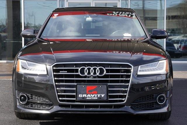 Used 2018 Audi A8 L 3.0T for sale $41,998 at Gravity Autos Roswell in Roswell GA 30076 6