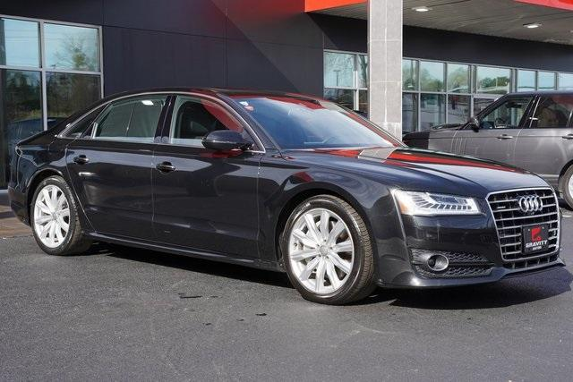 Used 2018 Audi A8 L 3.0T for sale $41,998 at Gravity Autos Roswell in Roswell GA 30076 7