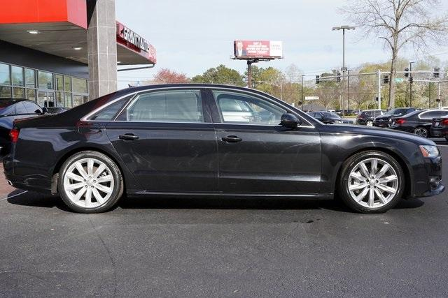 Used 2018 Audi A8 L 3.0T for sale $41,998 at Gravity Autos Roswell in Roswell GA 30076 8