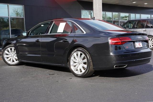 Used 2018 Audi A8 L 3.0T for sale $41,998 at Gravity Autos Roswell in Roswell GA 30076 9