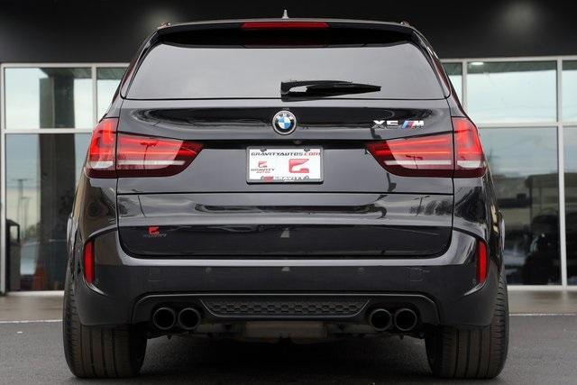 Used 2017 BMW X5 M Base for sale $66,992 at Gravity Autos Roswell in Roswell GA 30076 16