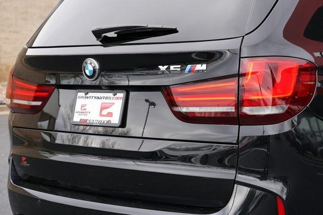 Used 2017 BMW X5 M Base for sale $66,992 at Gravity Autos Roswell in Roswell GA 30076 18