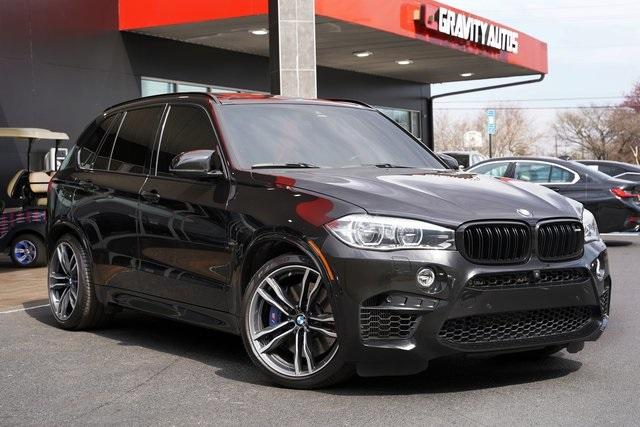 Used 2017 BMW X5 M Base for sale $66,992 at Gravity Autos Roswell in Roswell GA 30076 2