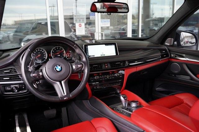 Used 2017 BMW X5 M Base for sale $66,992 at Gravity Autos Roswell in Roswell GA 30076 20