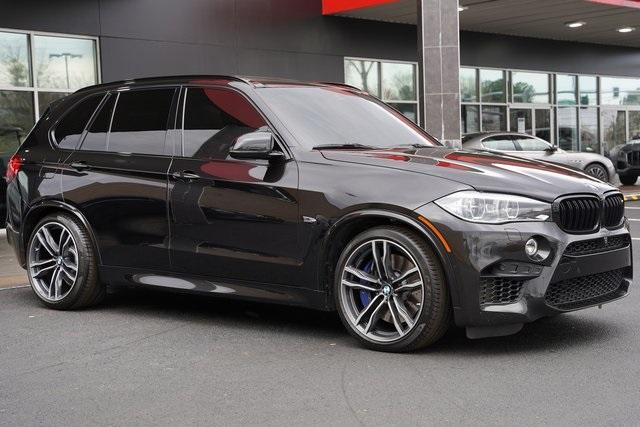 Used 2017 BMW X5 M Base for sale $66,992 at Gravity Autos Roswell in Roswell GA 30076 8