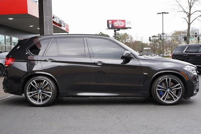 Used 2017 BMW X5 M Base for sale $66,992 at Gravity Autos Roswell in Roswell GA 30076 9