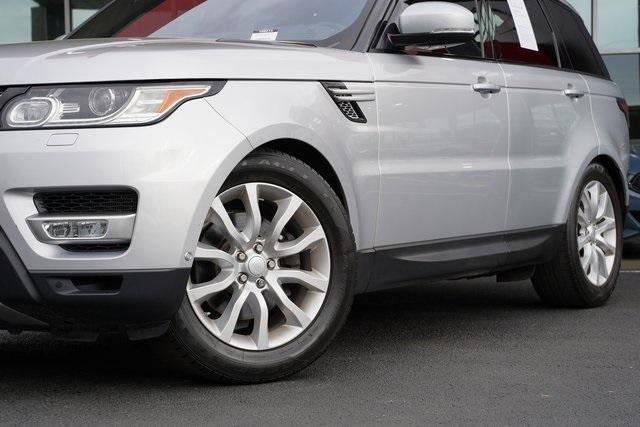 Used 2017 Land Rover Range Rover Sport 3.0L V6 Supercharged HSE for sale Sold at Gravity Autos Roswell in Roswell GA 30076 3