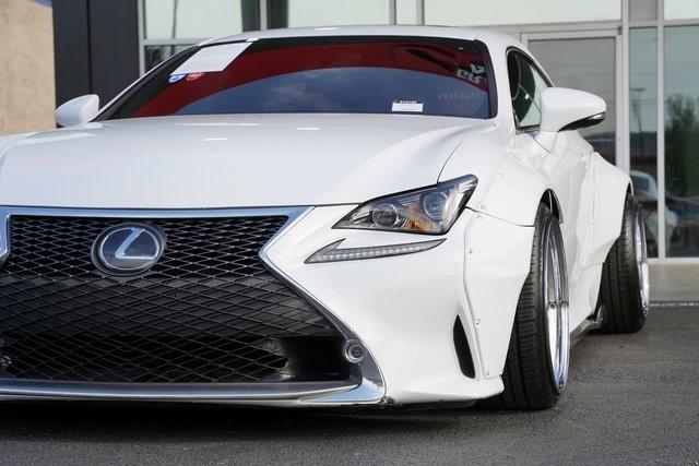 Used 2016 Lexus RC 350 for sale $34,482 at Gravity Autos Roswell in Roswell GA 30076 10