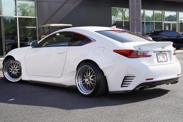 Used 2016 Lexus RC 350 for sale $34,482 at Gravity Autos Roswell in Roswell GA 30076 11