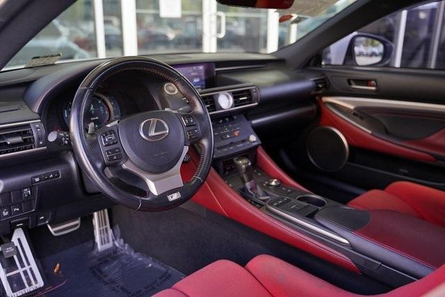 Used 2016 Lexus RC 350 for sale $34,482 at Gravity Autos Roswell in Roswell GA 30076 15