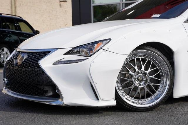 Used 2016 Lexus RC 350 for sale $34,482 at Gravity Autos Roswell in Roswell GA 30076 4