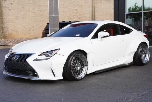 Used 2016 Lexus RC 350 for sale $34,482 at Gravity Autos Roswell in Roswell GA 30076 6