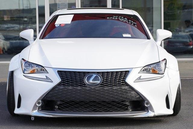 Used 2016 Lexus RC 350 for sale $34,482 at Gravity Autos Roswell in Roswell GA 30076 7