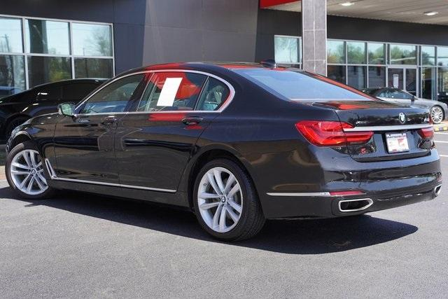 Used 2018 BMW 7 Series 750i xDrive for sale $54,491 at Gravity Autos Roswell in Roswell GA 30076 11