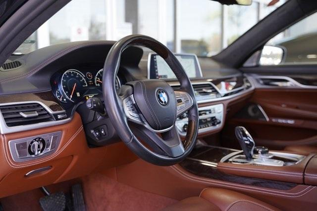 Used 2018 BMW 7 Series 750i xDrive for sale $54,491 at Gravity Autos Roswell in Roswell GA 30076 15