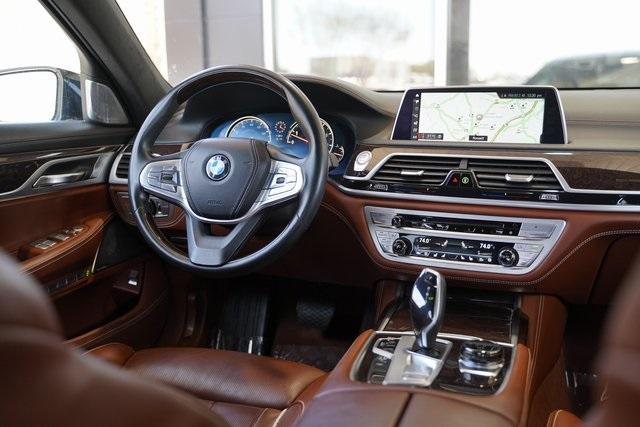 Used 2018 BMW 7 Series 750i xDrive for sale $54,491 at Gravity Autos Roswell in Roswell GA 30076 16