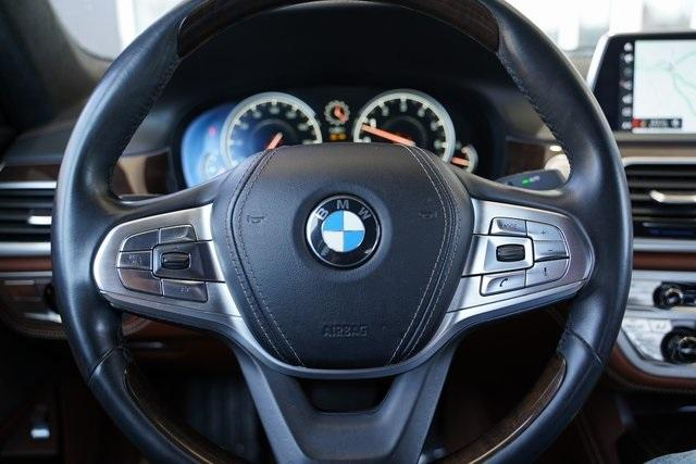 Used 2018 BMW 7 Series 750i xDrive for sale $54,491 at Gravity Autos Roswell in Roswell GA 30076 18