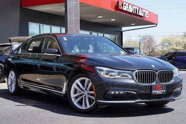 Used 2018 BMW 7 Series 750i xDrive for sale $54,491 at Gravity Autos Roswell in Roswell GA 30076 2
