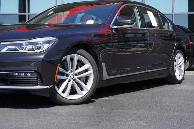 Used 2018 BMW 7 Series 750i xDrive for sale $54,491 at Gravity Autos Roswell in Roswell GA 30076 3