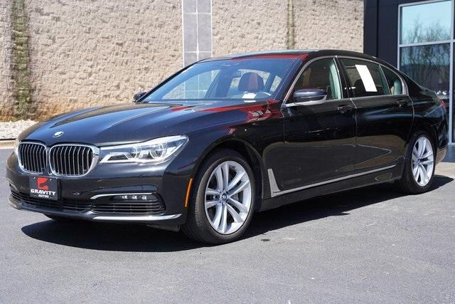 Used 2018 BMW 7 Series 750i xDrive for sale $54,491 at Gravity Autos Roswell in Roswell GA 30076 5