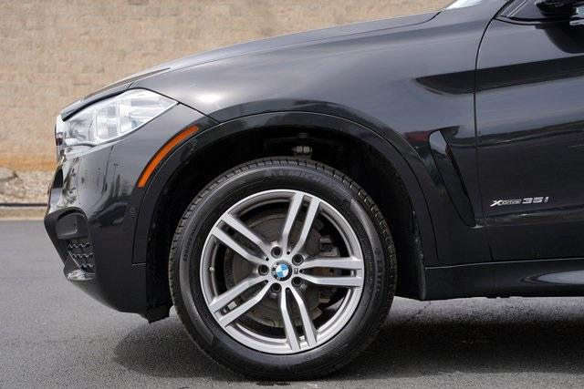 Used 2018 BMW X6 xDrive35i for sale $48,992 at Gravity Autos Roswell in Roswell GA 30076 11