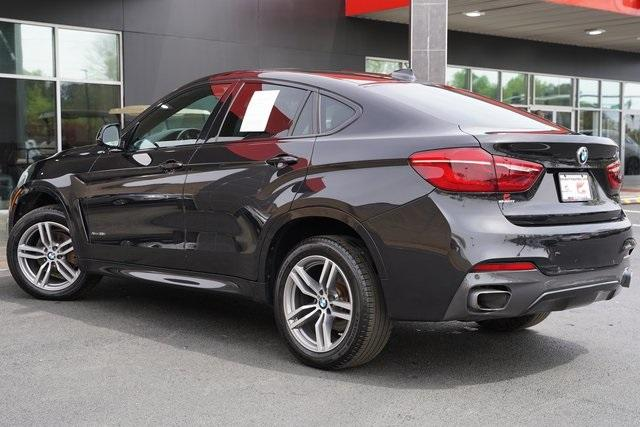 Used 2018 BMW X6 xDrive35i for sale $48,992 at Gravity Autos Roswell in Roswell GA 30076 12