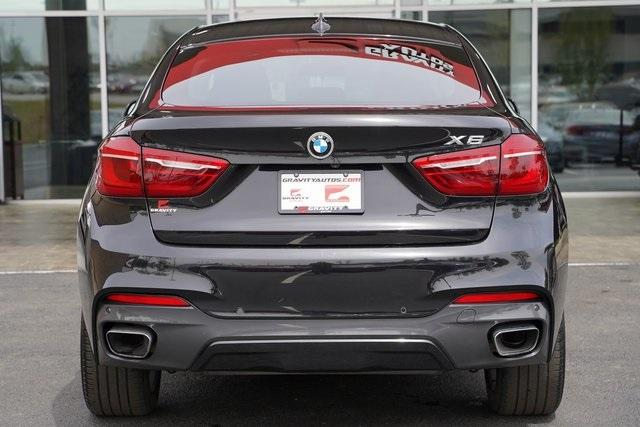 Used 2018 BMW X6 xDrive35i for sale $48,992 at Gravity Autos Roswell in Roswell GA 30076 13