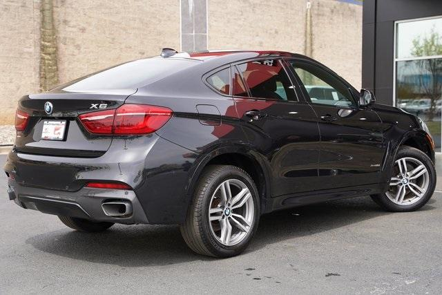 Used 2018 BMW X6 xDrive35i for sale $48,992 at Gravity Autos Roswell in Roswell GA 30076 14