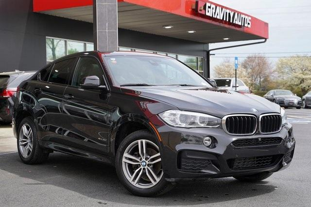 Used 2018 BMW X6 xDrive35i for sale $48,992 at Gravity Autos Roswell in Roswell GA 30076 2
