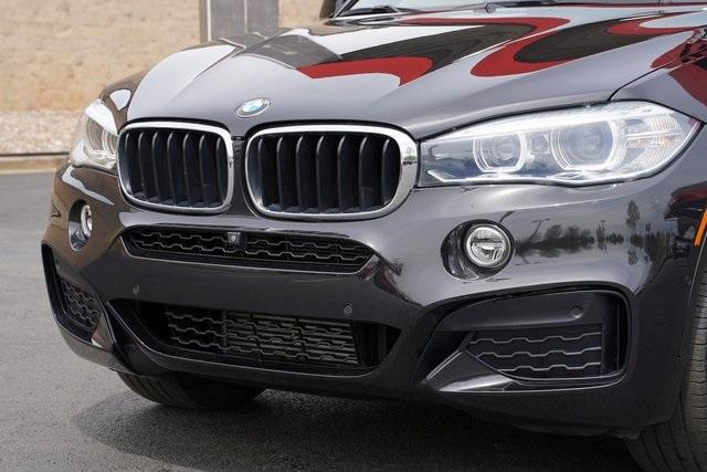 Used 2018 BMW X6 xDrive35i for sale $48,992 at Gravity Autos Roswell in Roswell GA 30076 9