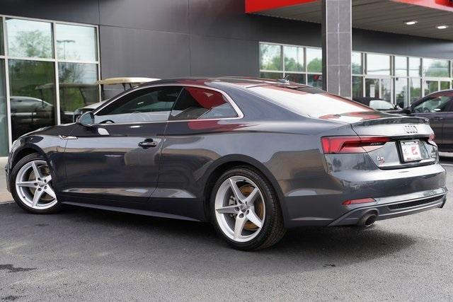 Used 2018 Audi A5 2.0T Premium Plus for sale Sold at Gravity Autos Roswell in Roswell GA 30076 10
