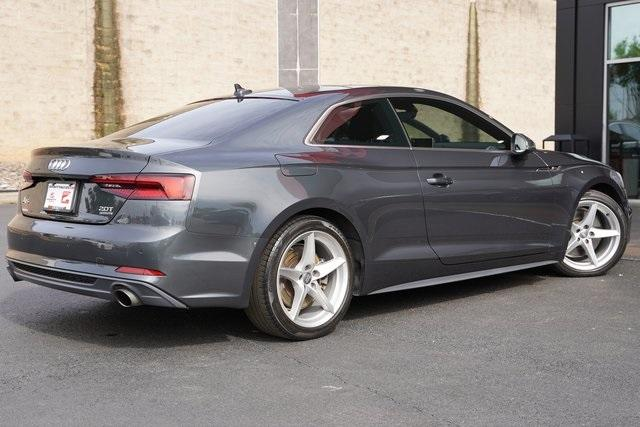 Used 2018 Audi A5 2.0T Premium Plus for sale Sold at Gravity Autos Roswell in Roswell GA 30076 12