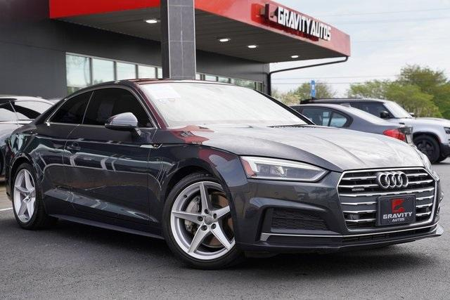 Used 2018 Audi A5 2.0T Premium Plus for sale Sold at Gravity Autos Roswell in Roswell GA 30076 2